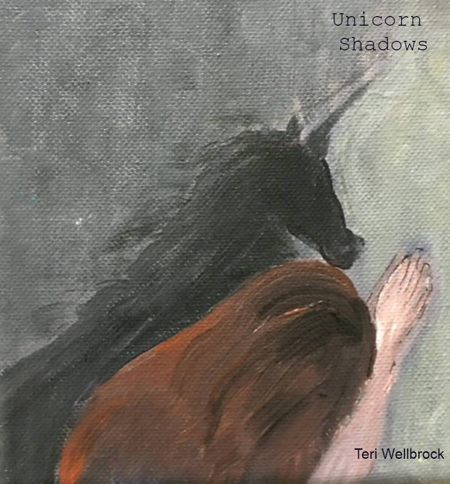 unicorn shadows painting 2